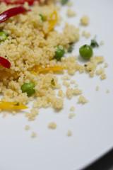 Hirse-Gemüse-Pfanne