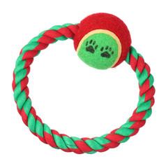 Ring Dog Toy
