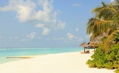 Maldives Beach view