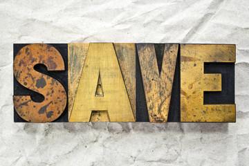 Save Letterpress