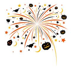 Halloween firework design