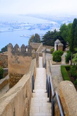 Gibralfaro Castle