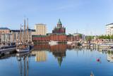 Helsinki. Yachts in the harbor