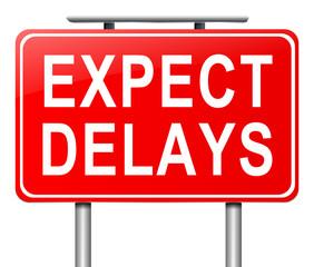 Delay concept.