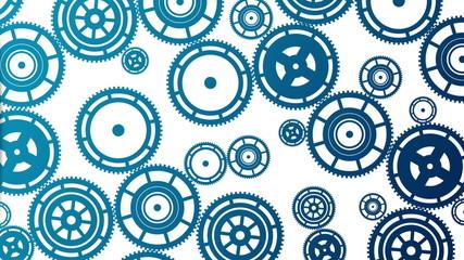 Cogwheels 3D