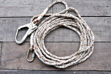 Safty rope