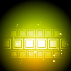 Bright shiny vector technical backdrop
