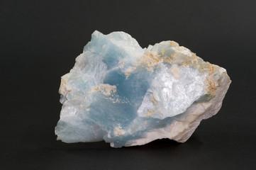 Brucite (magnesium hydroxide), Vicenza, Italy. 11.1cm across.