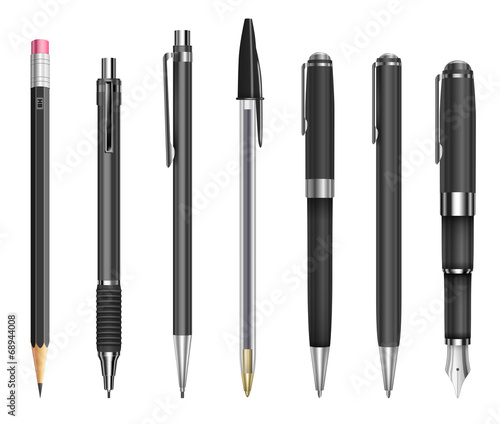 Pens and pencils - 68944008