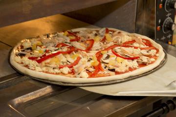 Bookmark raw pizza oven
