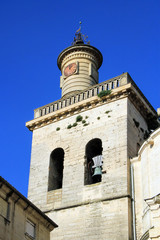 Uzes, south of France