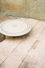 Workshop potter