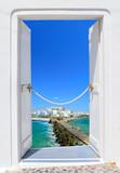 Door into beauty of Greece - Naxos chora