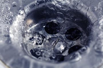 wash water drainage