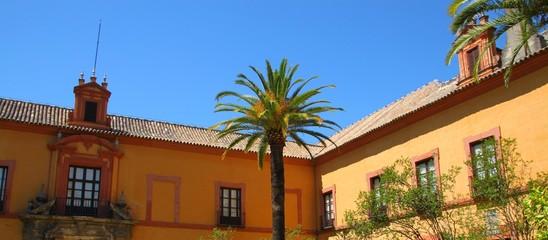 L'Alcazar, Séville