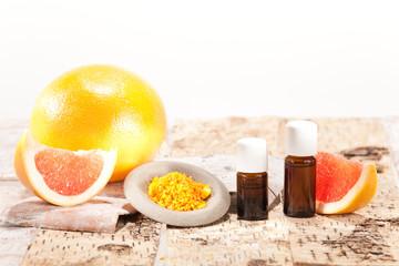 Ätherische Öle aus Früchten, Grapefruit