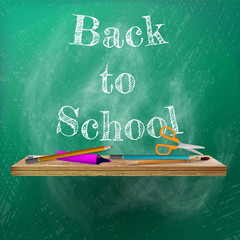 Welcome back to school template design. plus EPS10