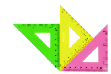 colored ruler