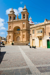 Marsaxlokk is a traditional fishing village located in Malta