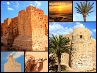 collage djerba