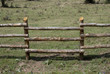 Wooden fence particular