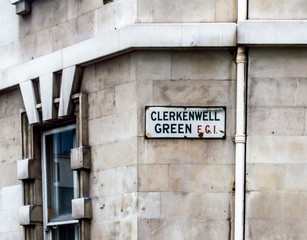Clerkenwell Green, London