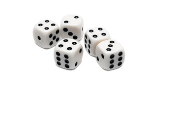 Five Dices ladder