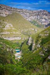 Canyon Cavagrande del Cassibile
