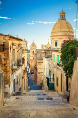 Noto, the capital of baroque style