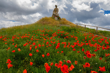 Bohdan Khmelnytsky monument ukraine
