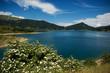 Campotosto lake view, Abruzzo