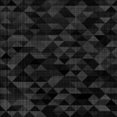 Geometrical grunge background