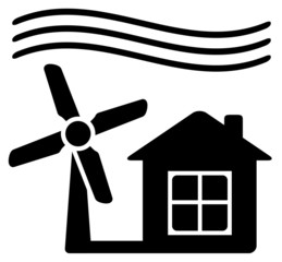windmill, alternative energy source for home