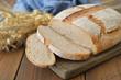 canvas print picture - Sliced  bread