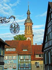 Mitten in Gengenbach