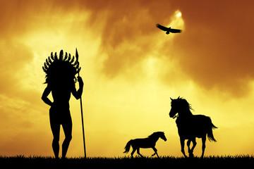 Native American Indian