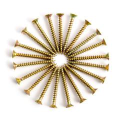 Circle of screws