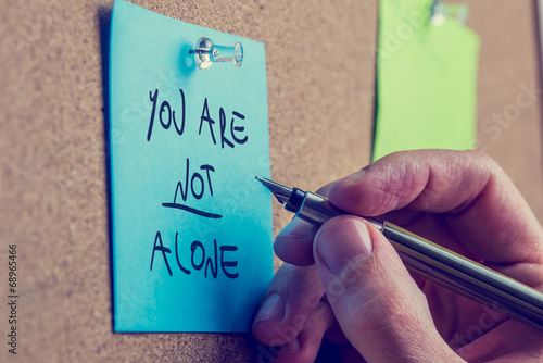 You Are Not Alone - 68965466