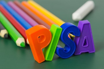 Pisa-Studie Konzept