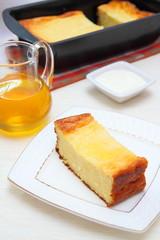 Pie cheesecake