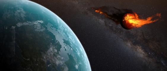 Planet to Nibiru.