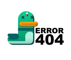 Error 404-3