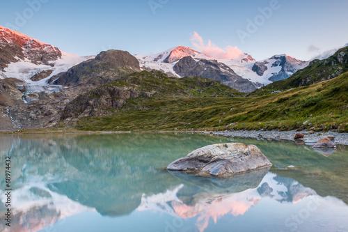 Sustenpass Gletscher © svenrudinsky