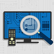 Analyzing the hardware of the Smart TV
