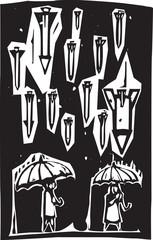 Raining Missiles