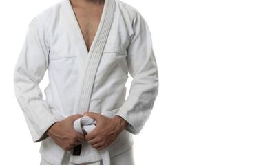 Man Wearing kimono