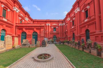 Karnataka Government Museum at Bangalore India