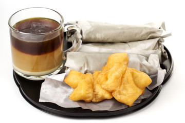 Breakfast Asian Style