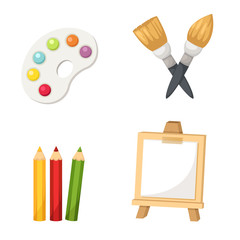 Art set vector