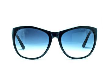 Beautiful sunglasses group isolated on white